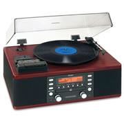 The LP And Cassette To CD/Digital Converter.