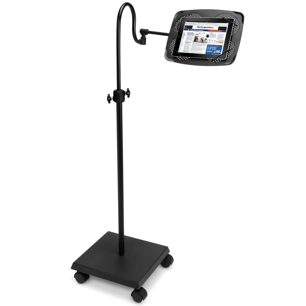 The iPad Adjustable Floor Stand2