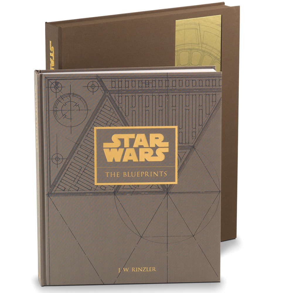 The Original Star Wars Blueprints Collection1