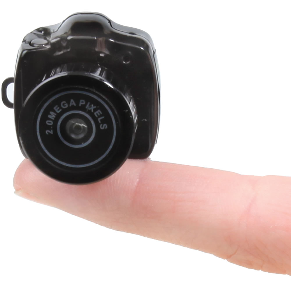 The World's Smallest Camera 2