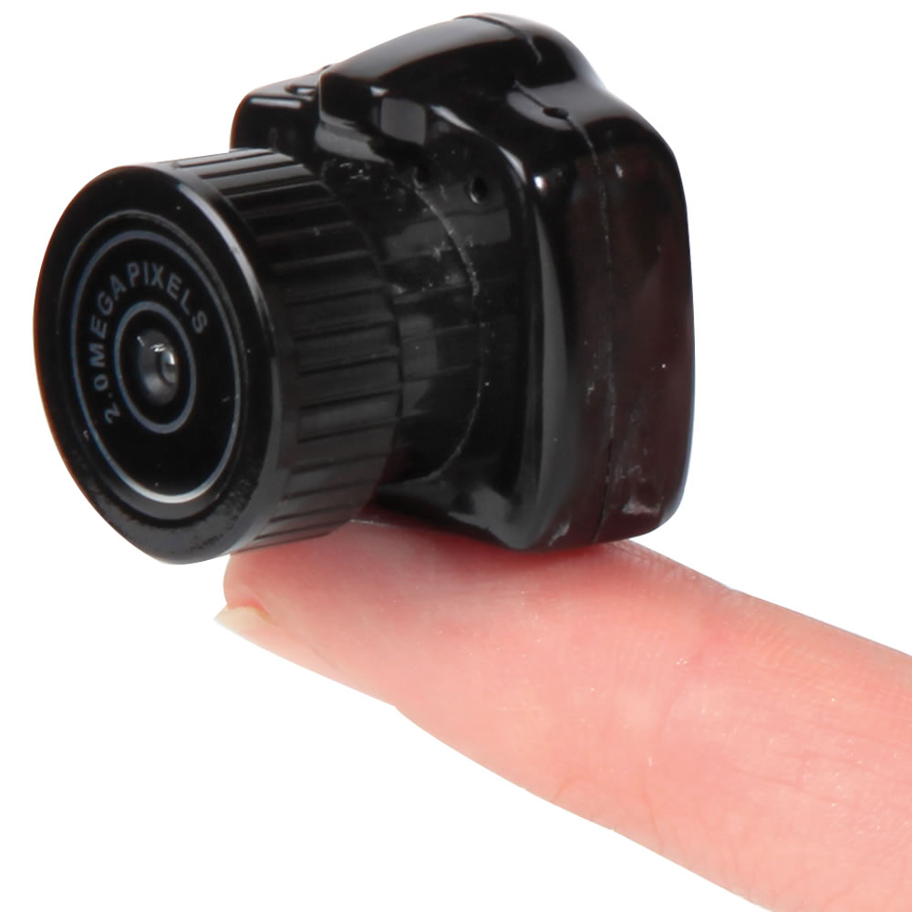 The World's Smallest Camera1