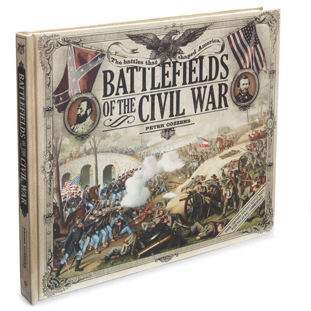 The Civil War Battlefield Map Book 2