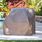 "The Water And Mildew Repelling Chair Cover (36"")."