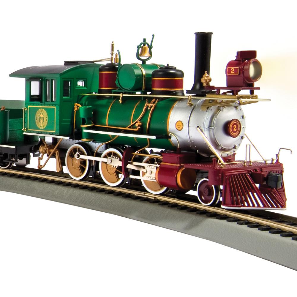 The Only Thomas Kinkade Electric Train 2