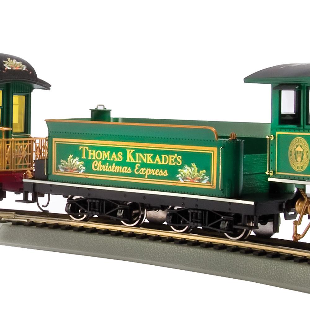 The Only Thomas Kinkade Electric Train 3