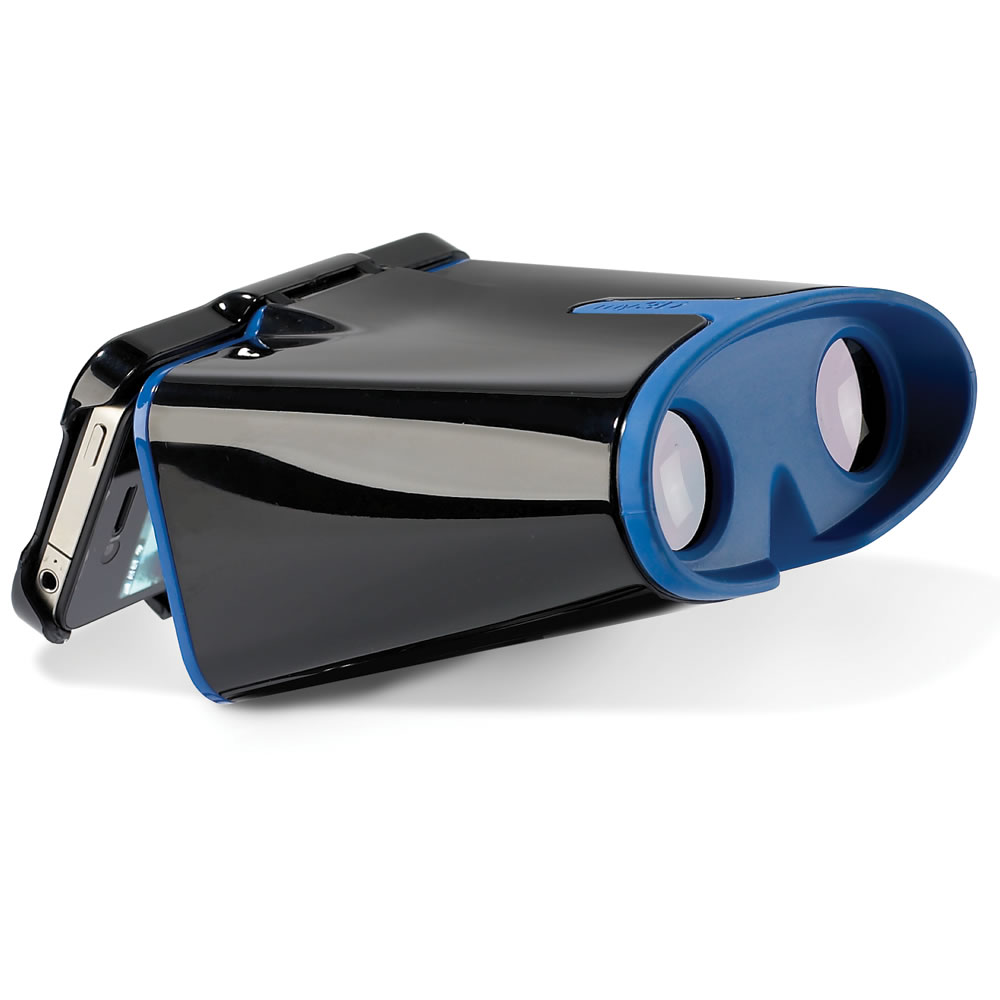 The iPhone Virtual Reality Viewer 3