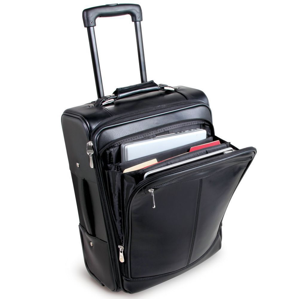 The Easy Access Rolling Carry On And Laptop Bag 2