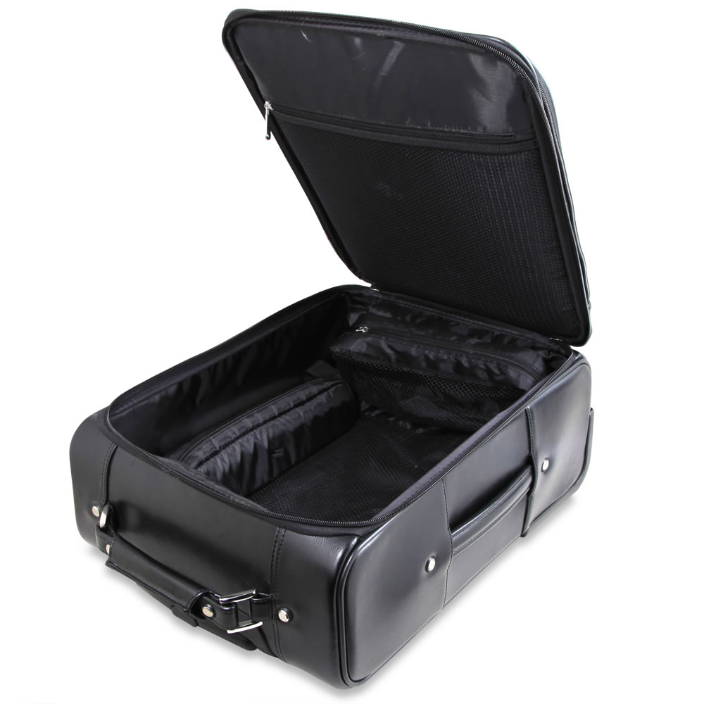 The Easy Access Rolling Carry On And Laptop Bag 3