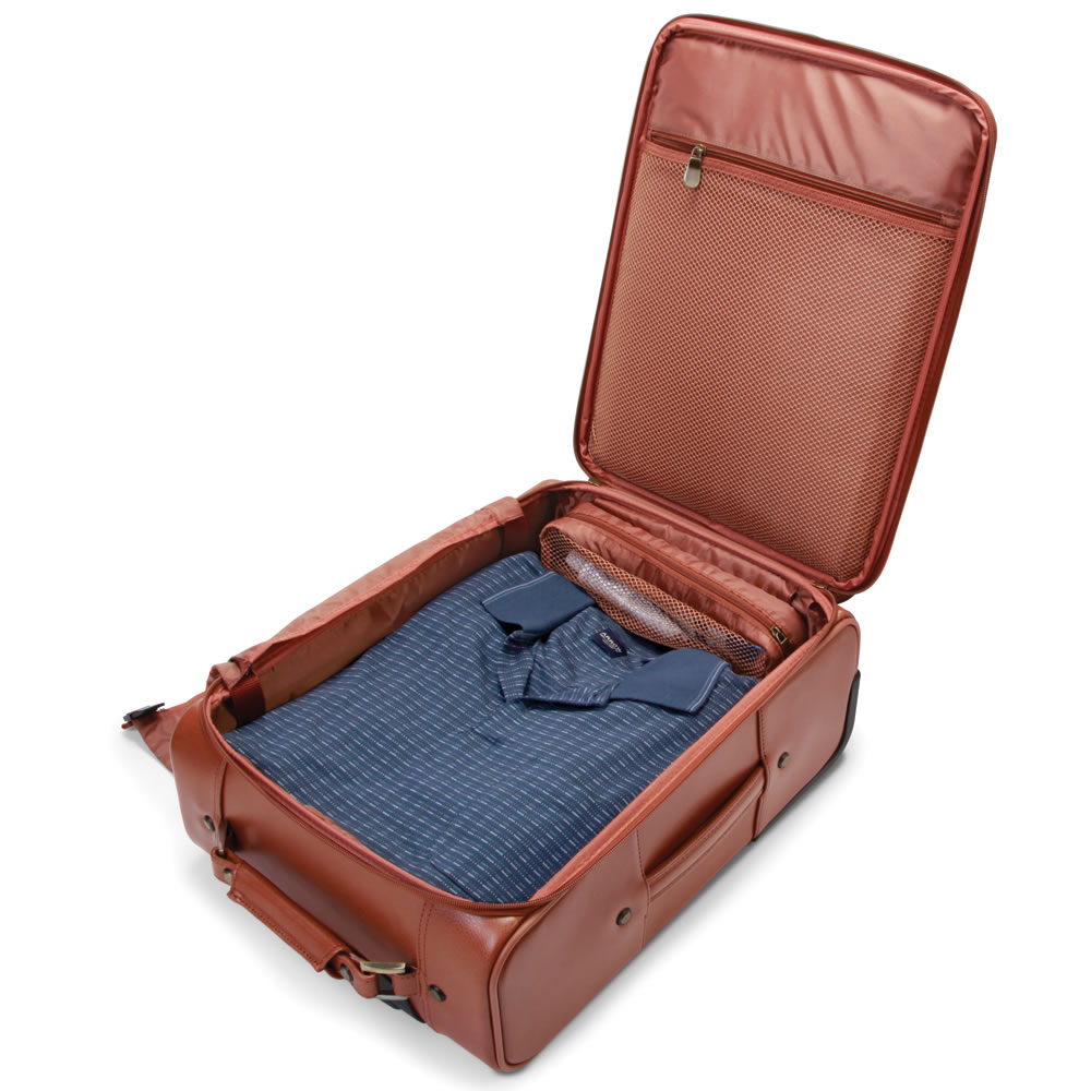 The Easy Access Rolling Carry On And Laptop Bag 4