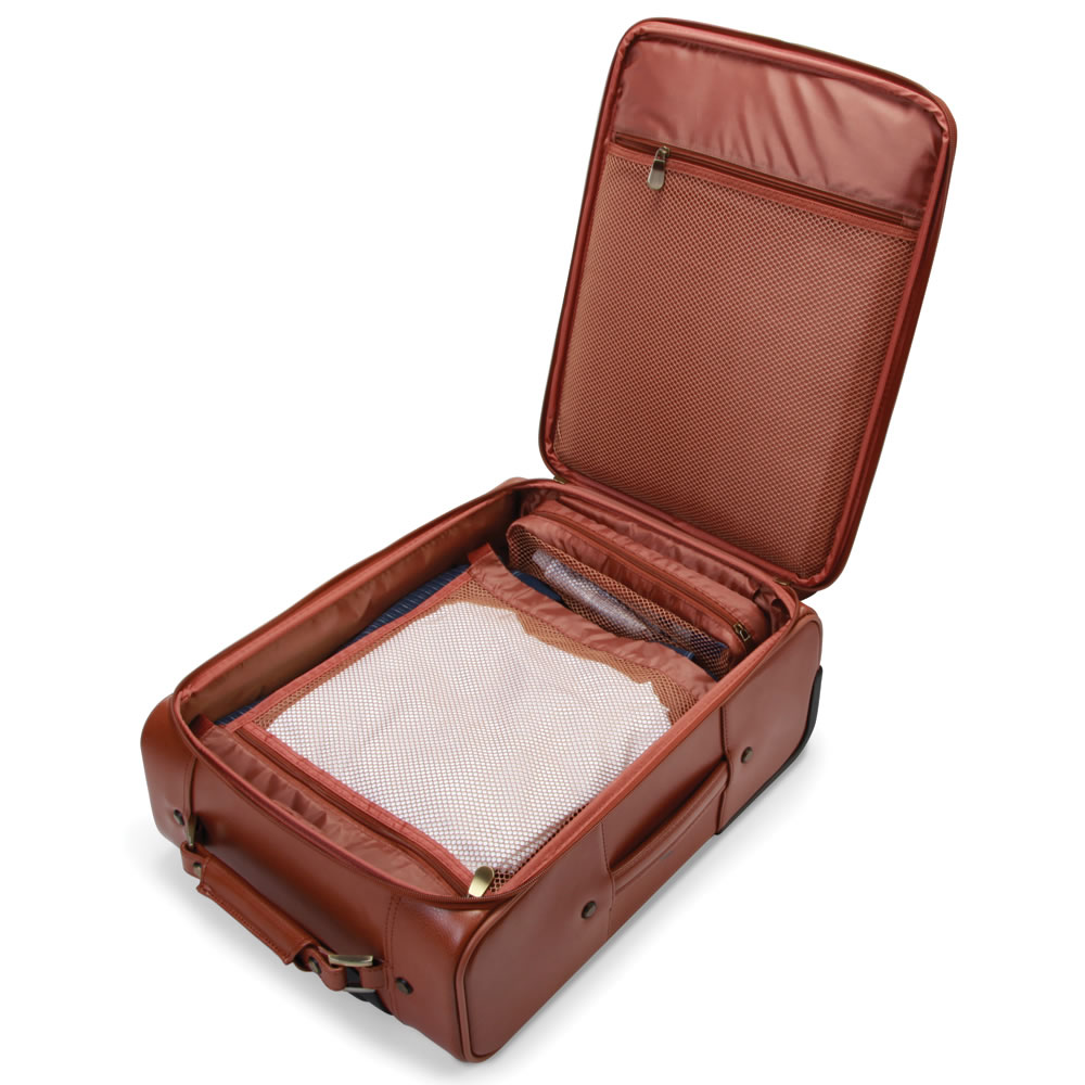 The Easy Access Rolling Carry On And Laptop Bag5