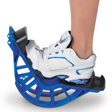The Plantar Fasciitis Relief Rocker.