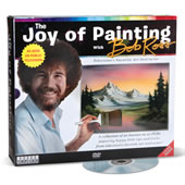 The Bob Ross Painting Tutorial.