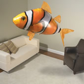 The Remote Controlled Flying Fish.