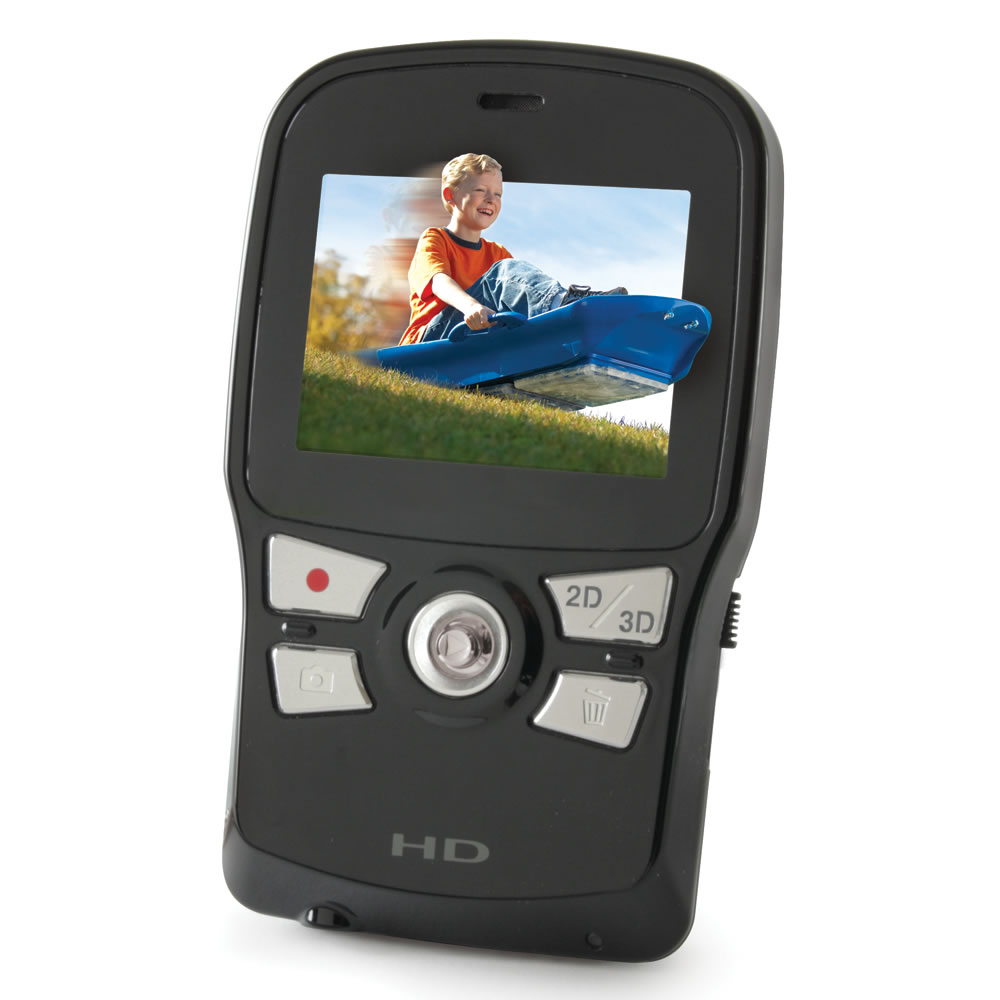 The High Definition 3D Camcorder1