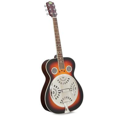 The Resonator Guitar.
