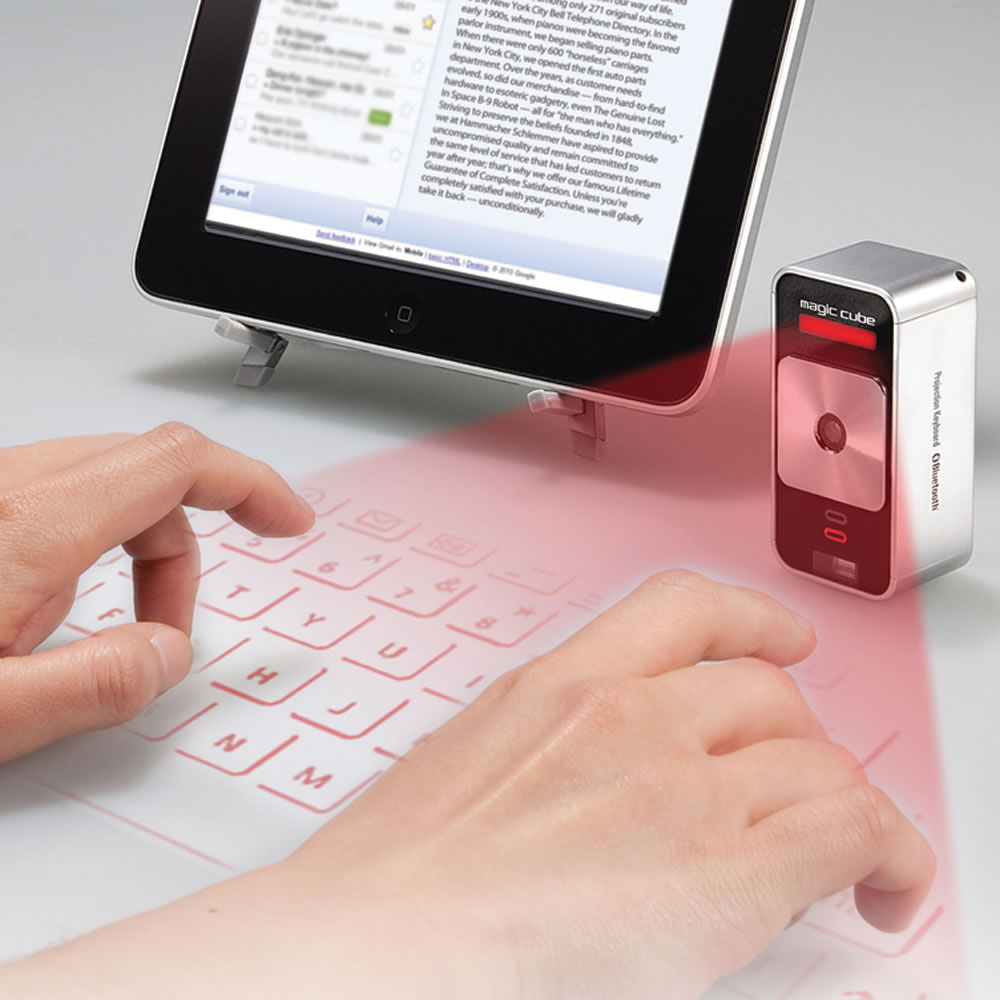 The Virtual Keyboard 1