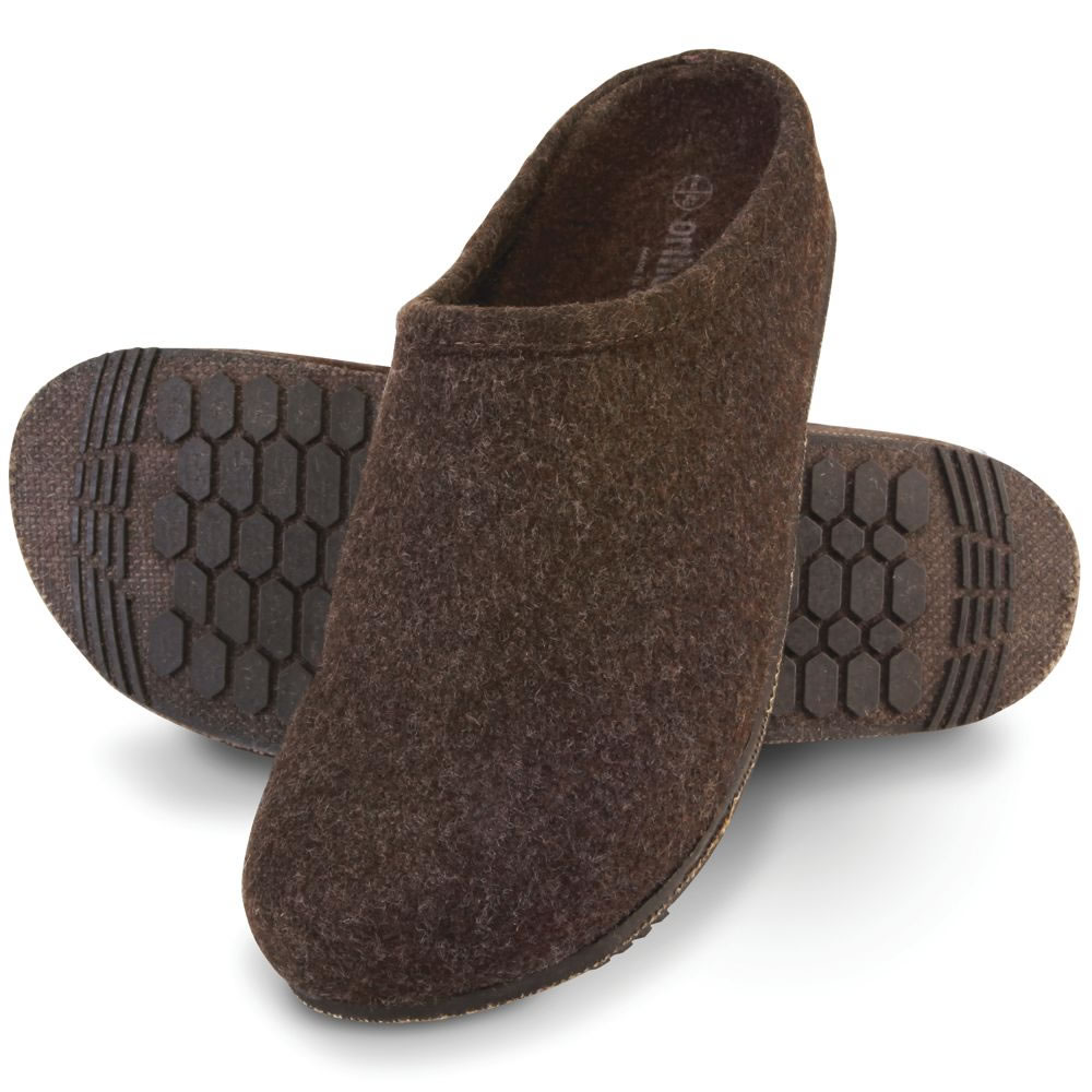 The Gentleman's Plantar Fasciitis Slippers 1