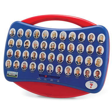 The U.S. Presidents Talking Game