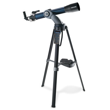 The Talking Tutor Telescope.
