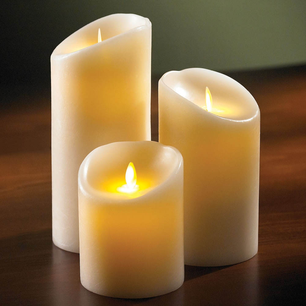 The most realistic flameless 5 piller candle scent wax for How to scent candles