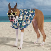 The Canine Hawaiian Shirt.