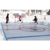 The Personalized Backyard Ice Rink.