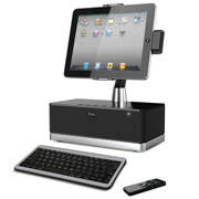 The iPad Docking Station.