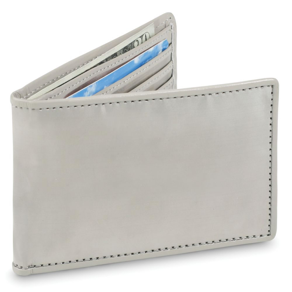 The Superior Stainless Steel Wallet 1