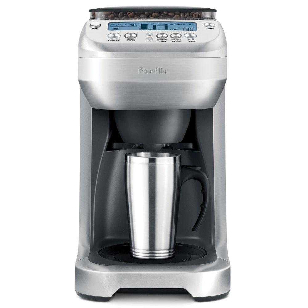 The Perfect Portion Grind and Brew Coffee Maker 1