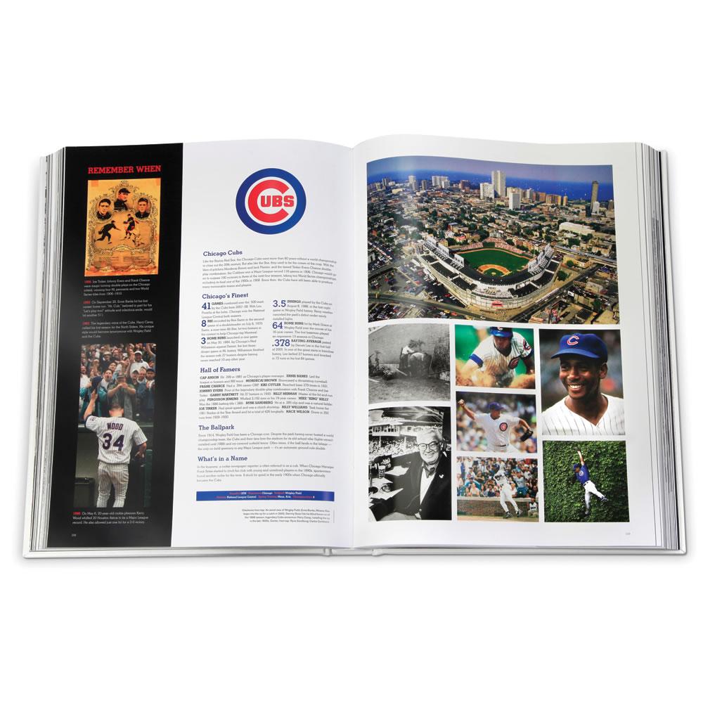 The Official Major League Baseball Opus5