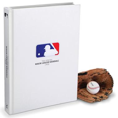 The Official Major League Baseball Opus.
