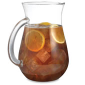 Additional pitcher for The Authentic Southern Sweet Tea Brewer.