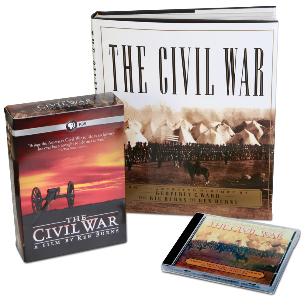 The Ken Burns Civil War Collection 1