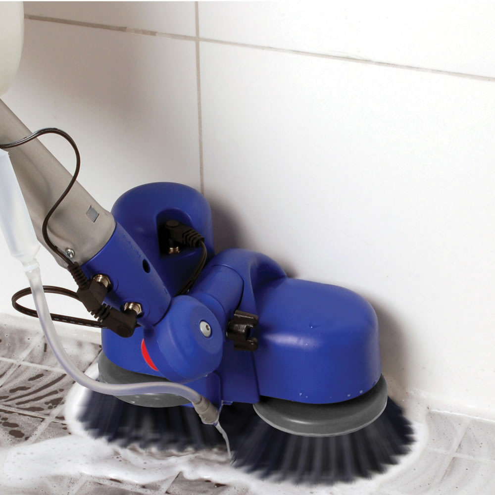 The Yachtsman's Cordless Power Scrubber 2