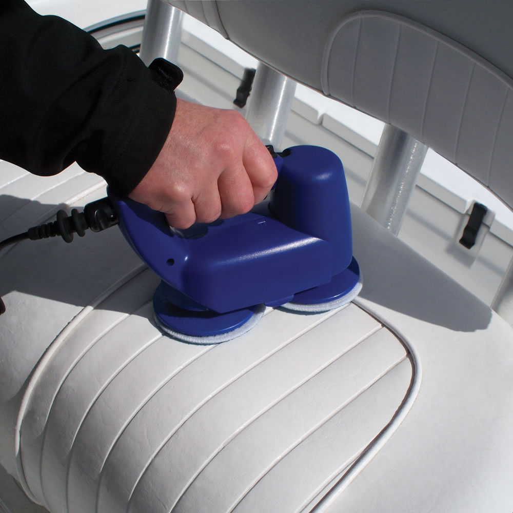 The Yachtsman's Cordless Power Scrubber 3