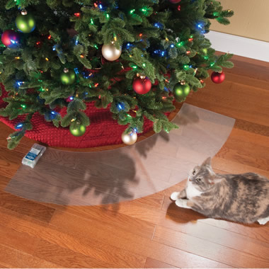 The Christmas Tree Pet Boundary.