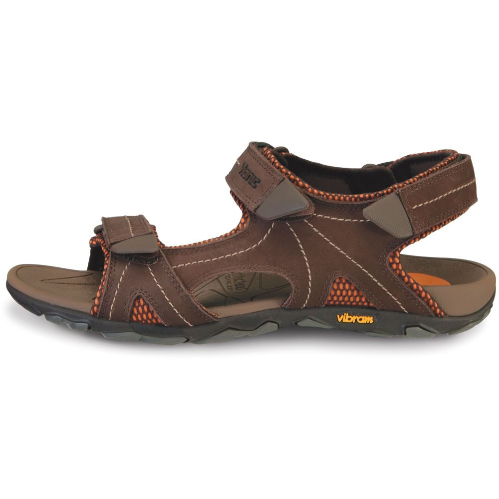 The Gentleman's Plantar Fasciitis Sport Sandals3