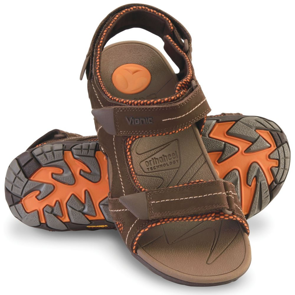 The Gentleman's Plantar Fasciitis Sport Sandals 1