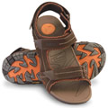 The Gentlemen's Plantar Fasciitis Sport Sandal.