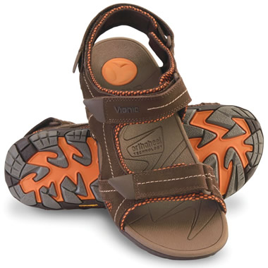 The Gentleman's Plantar Fasciitis Sport Sandals.