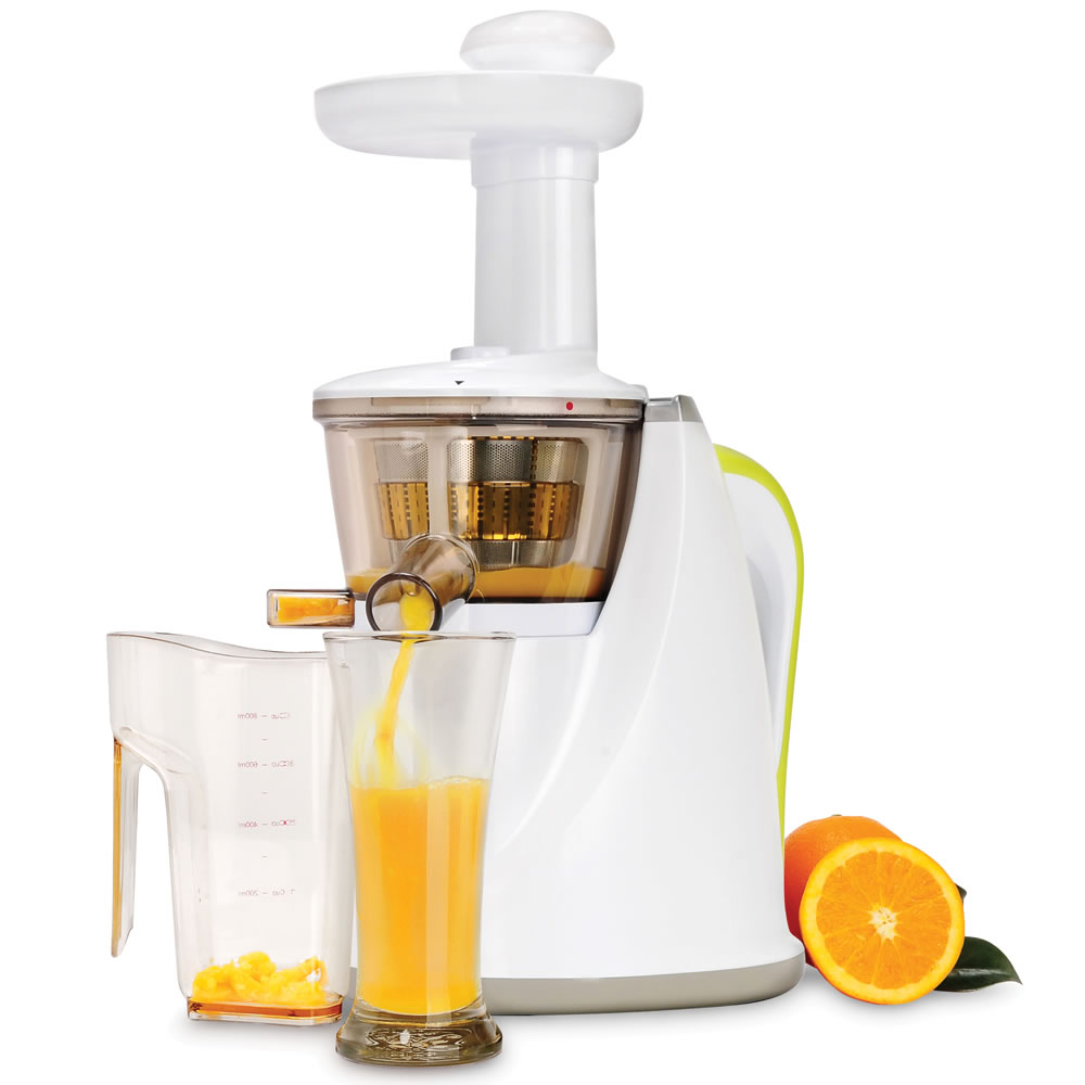 The Nutrient Optimizing Juice Extractor 2