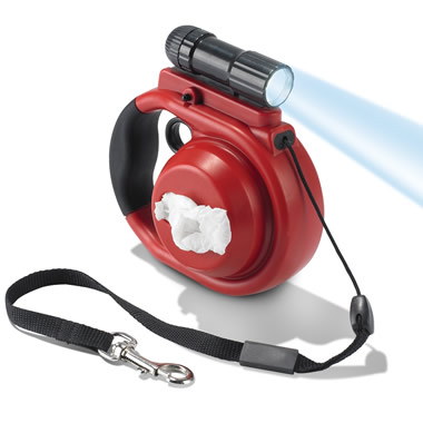 The Illuminating Pet Leash.