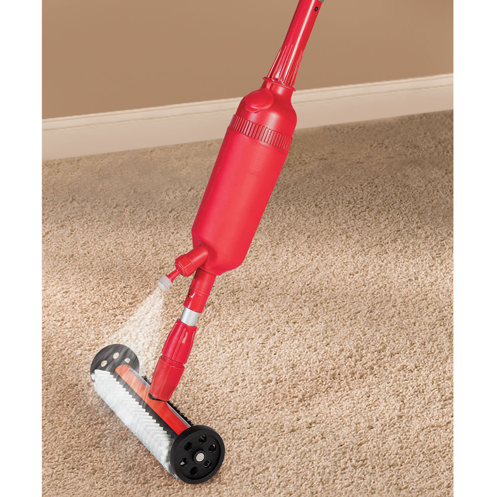 The Carpet or Floor Spray Cleaning System 2