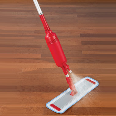 The Carpet or Floor Spray Cleaning System.