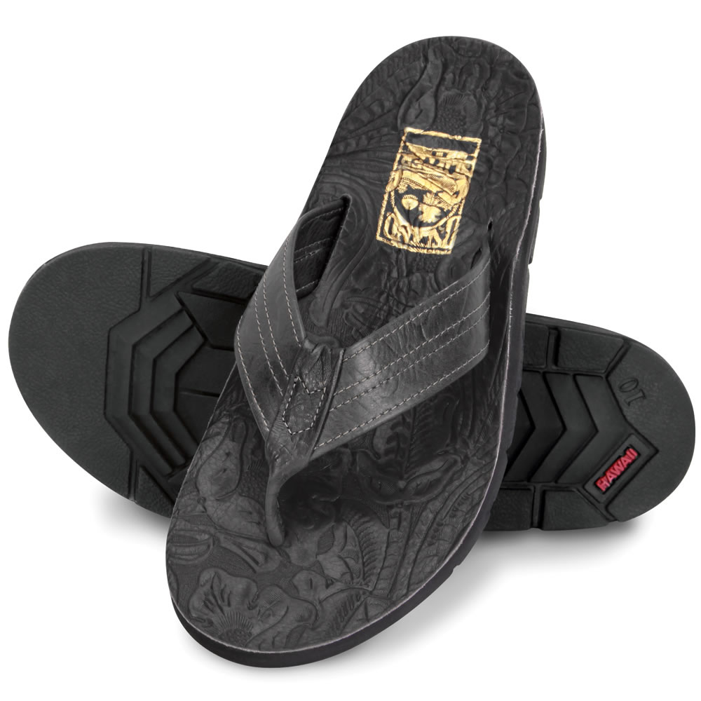 The Gentlemen's Hawaiian Thong Sandals  2