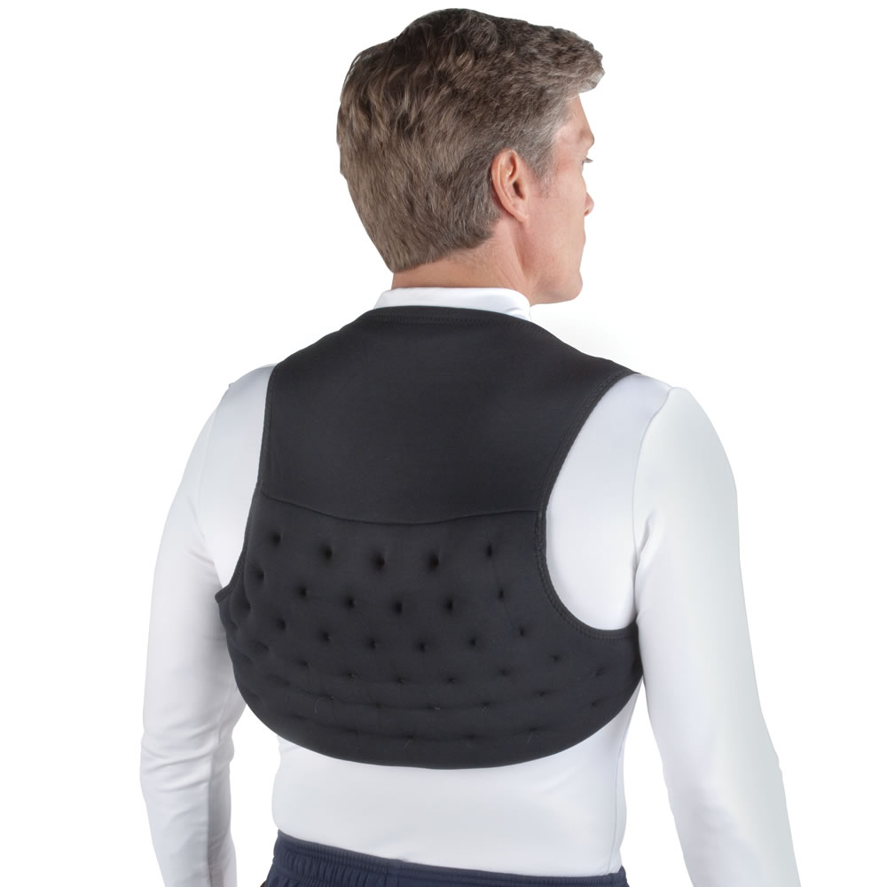 The Wearable Neck Or Upper Back Heating Pad 2