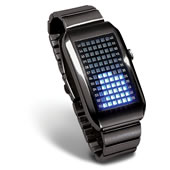 The LED Matrix Watch.