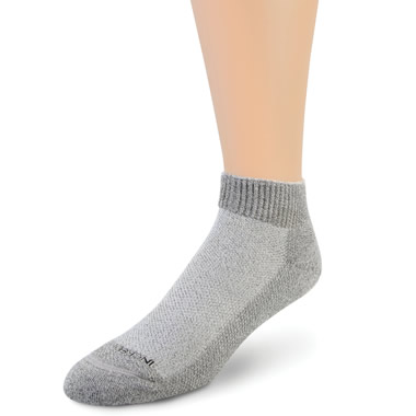 The Circulation Enhancing Diabetic Ankle Socks.