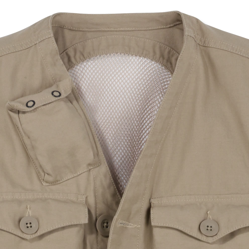 The Ventilated Travel Vest 2