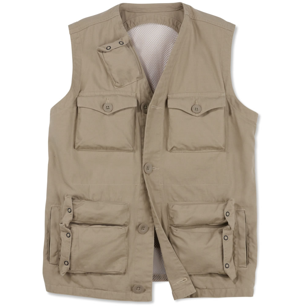 The Ventilated Travel Vest 1
